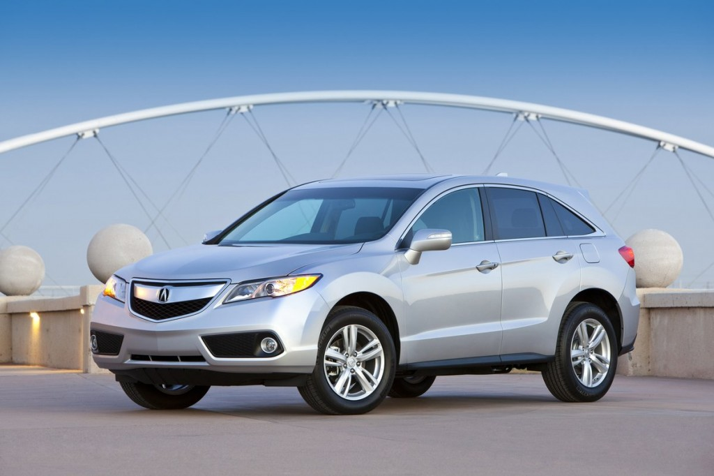 2014 Acura RDX Pictures/Photos Gallery - The Car Connection