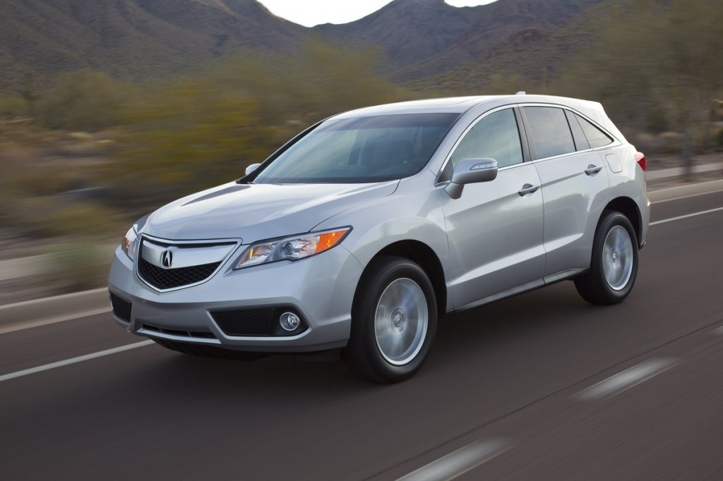 2014 Acura Rdx Pictures Photos Gallery Motorauthority
