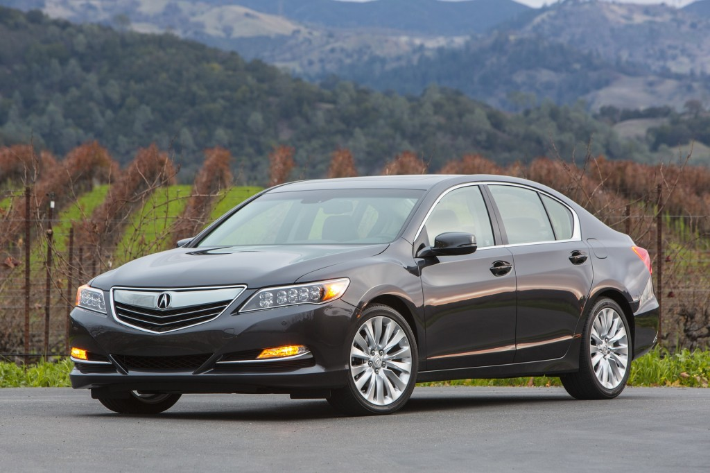 2014 acura rlx pictures photos gallery green car reports. Black Bedroom Furniture Sets. Home Design Ideas