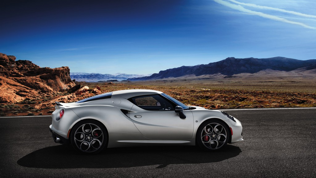 2014 alfa romeo 4c launch edition lands in geneva video. Black Bedroom Furniture Sets. Home Design Ideas