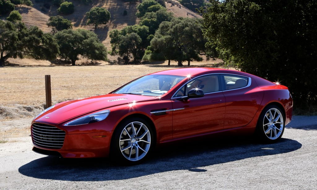 2014 Aston Martin Rapide S Quick Drive Video