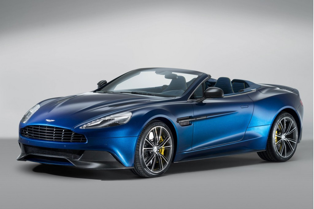 2014 aston martin vanquish volante full specs and video. Black Bedroom Furniture Sets. Home Design Ideas