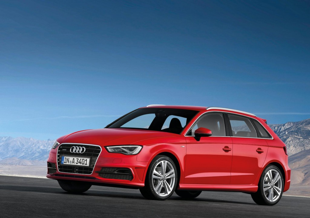 audi a3 allroad in the works report. Black Bedroom Furniture Sets. Home Design Ideas