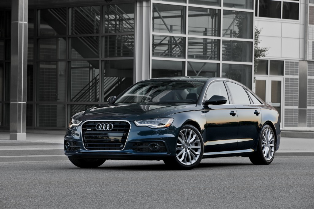 2014 Audi A6 Pictures Photos Gallery Motorauthority