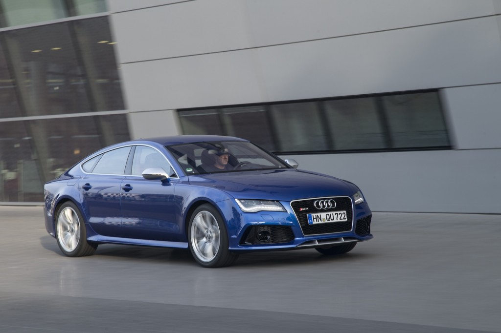 2014 audi rs 7 priced from 105 795. Black Bedroom Furniture Sets. Home Design Ideas
