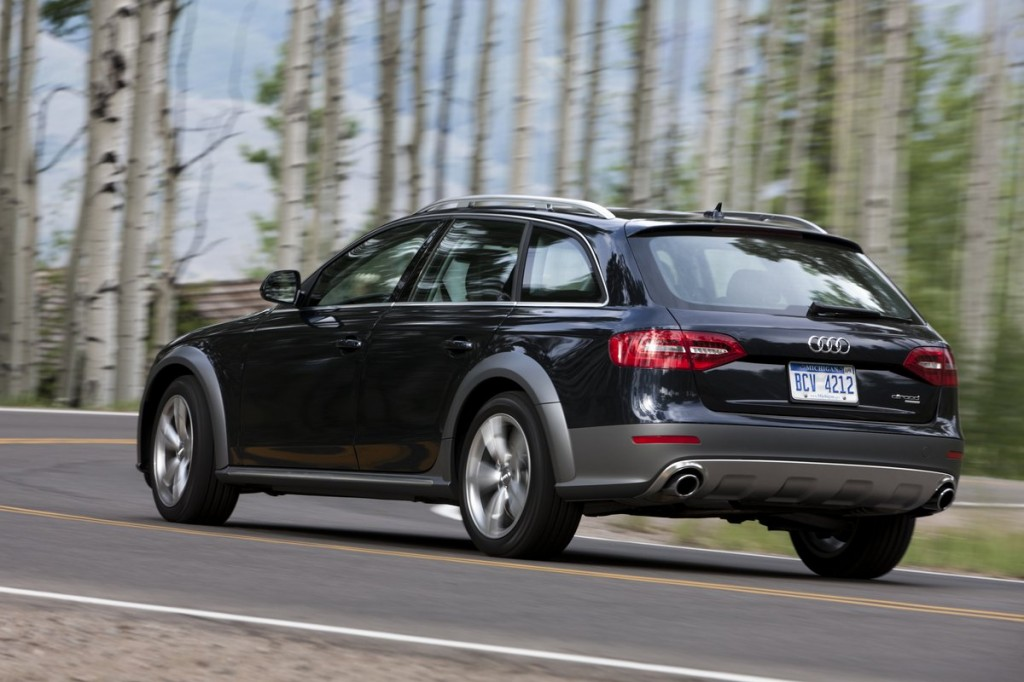 2014 audi allroad pictures photos gallery the car connection. Black Bedroom Furniture Sets. Home Design Ideas