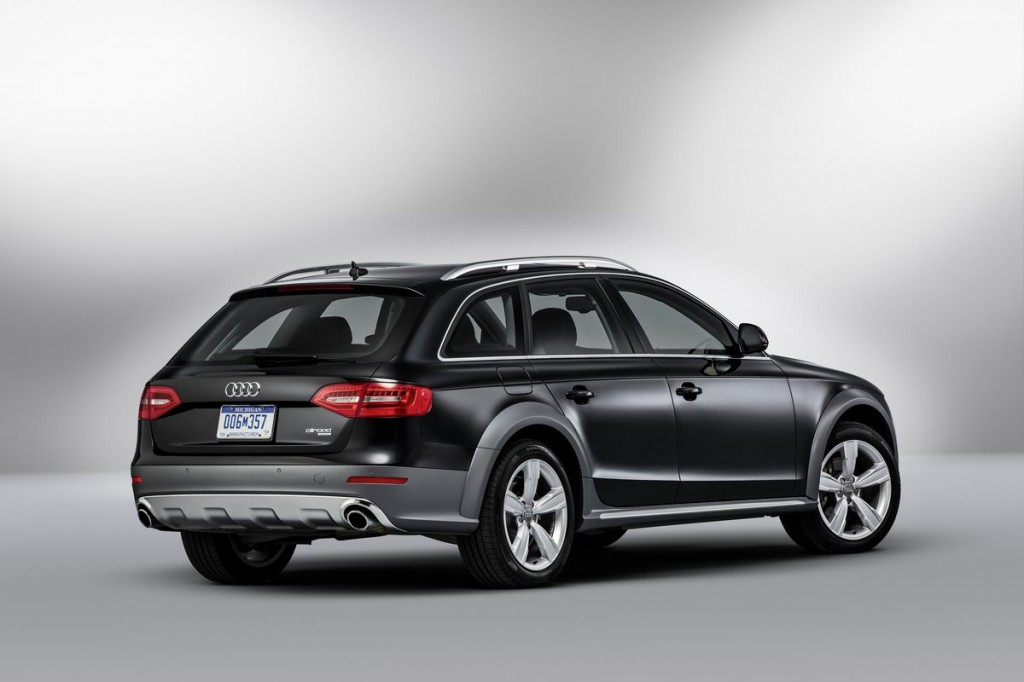 2014 audi allroad pictures photos gallery green car reports. Black Bedroom Furniture Sets. Home Design Ideas