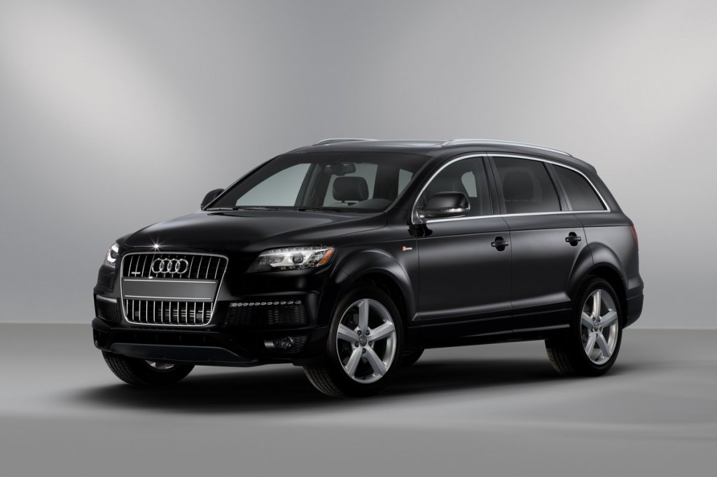 2014 audi q7 pictures photos gallery motorauthority. Black Bedroom Furniture Sets. Home Design Ideas