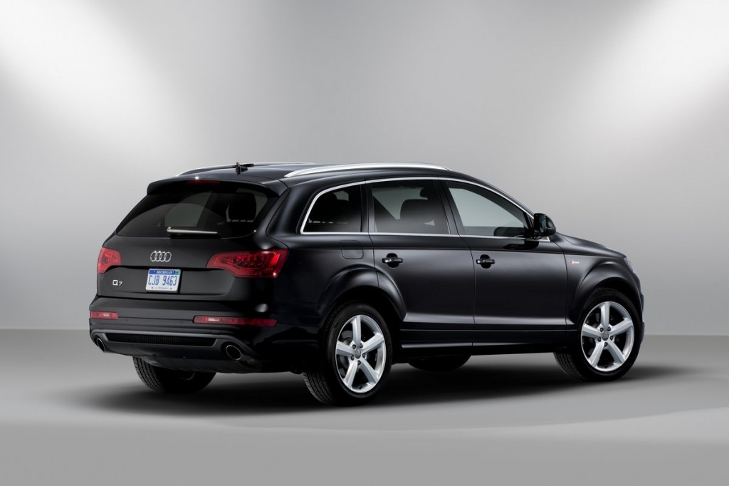 2014 Audi Q7 Pictures Photos Gallery Green Car Reports