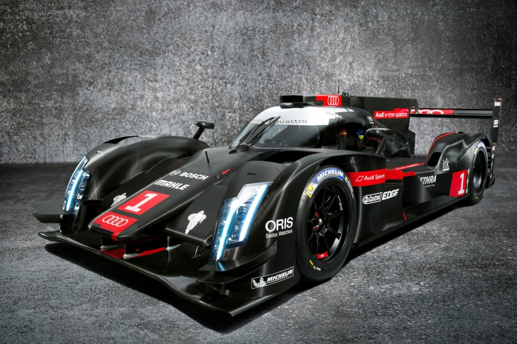2014 audi r18 e tron quattro more efficient lighter safer. Black Bedroom Furniture Sets. Home Design Ideas