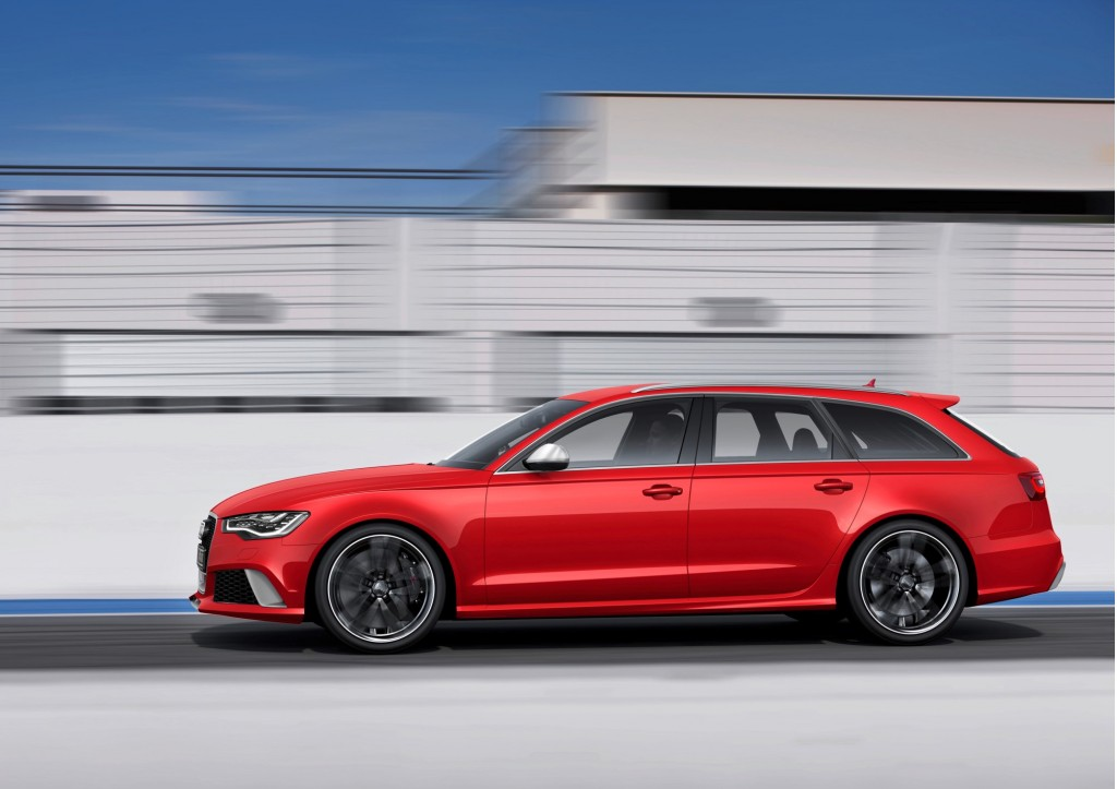 2014 audi rs 6 avant official preview. Black Bedroom Furniture Sets. Home Design Ideas