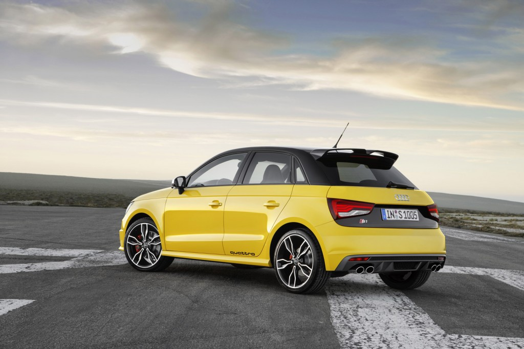 2014 audi s1 featured in new promo videos. Black Bedroom Furniture Sets. Home Design Ideas