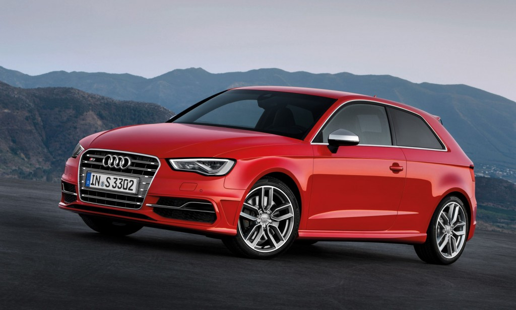 2014 audi s3 hatchback preview 2012 paris auto show. Black Bedroom Furniture Sets. Home Design Ideas