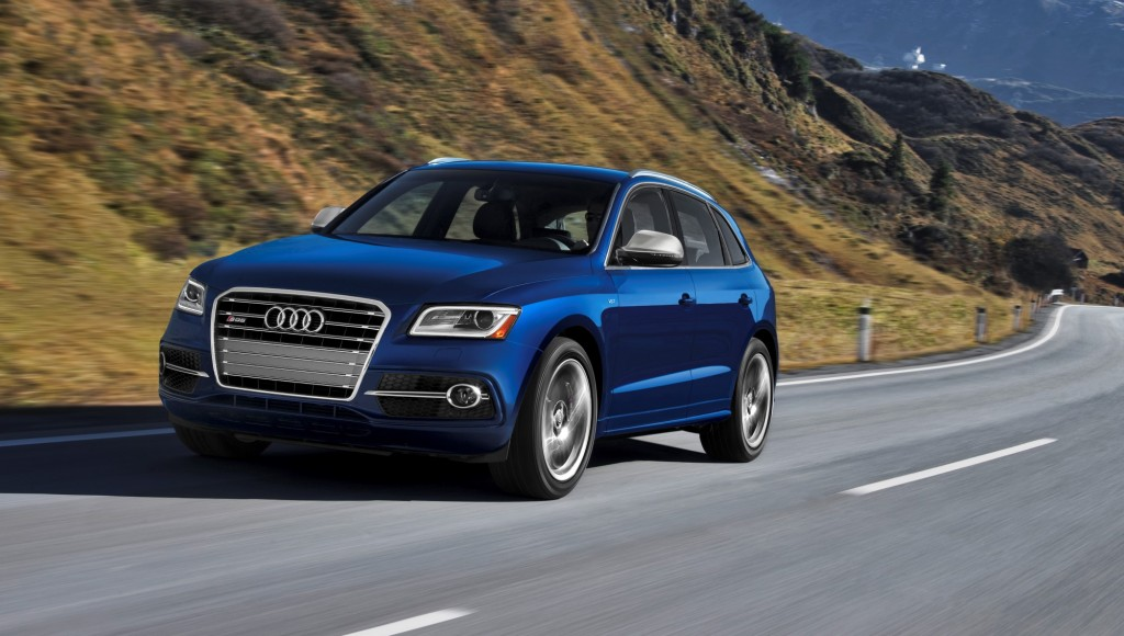 2014 audi sq5 priced from 51 900. Black Bedroom Furniture Sets. Home Design Ideas