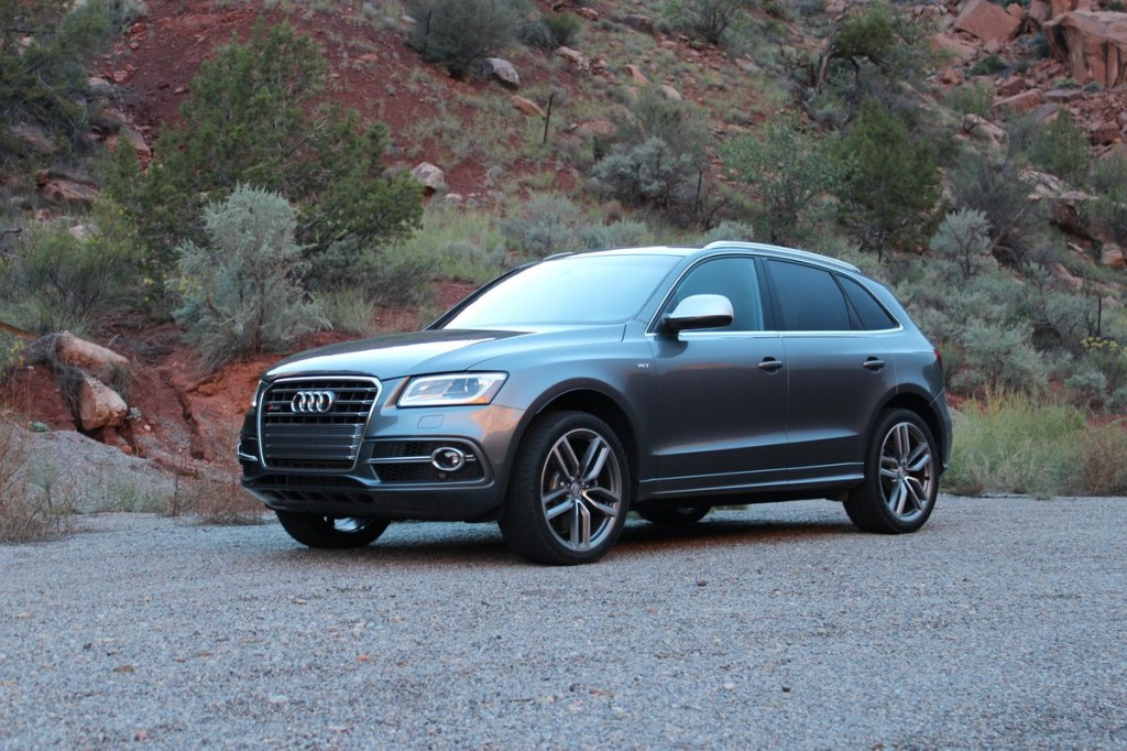 2014 audi sq5 first drive. Black Bedroom Furniture Sets. Home Design Ideas