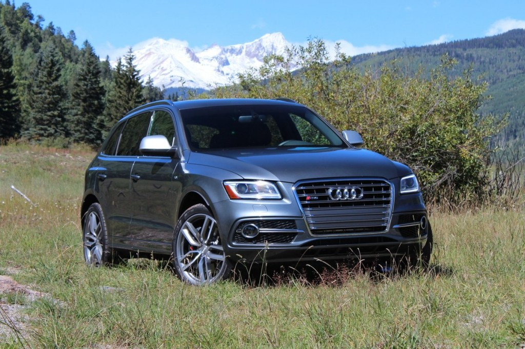 2014 audi sq5 photo gallery of instrumented test from car. Black Bedroom Furniture Sets. Home Design Ideas