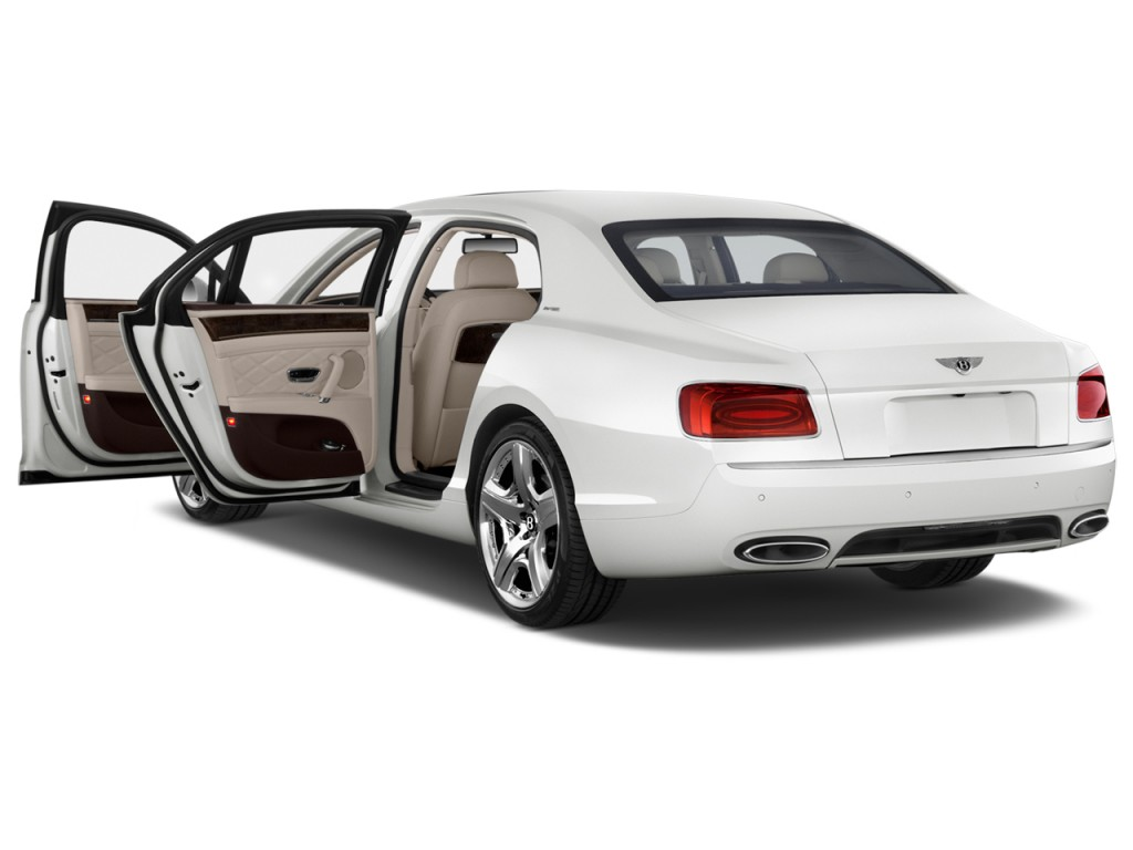 2014 Bentley Continental Flying Spur Pictures Photos