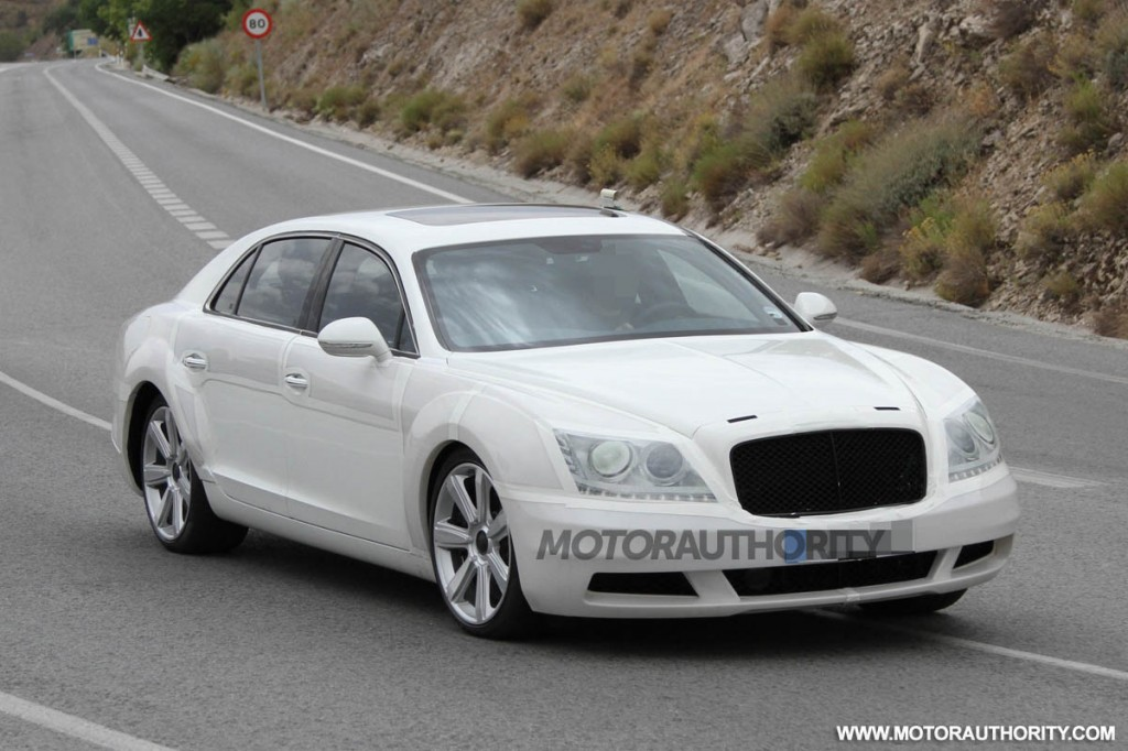 2014 bentley continental flying spur spy shots. Cars Review. Best American Auto & Cars Review