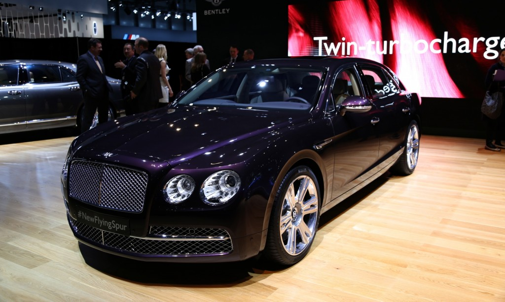 2014 bentley flying spur video preview new york auto show. Cars Review. Best American Auto & Cars Review