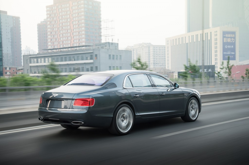 2014 bentley flying spur first drive. Cars Review. Best American Auto & Cars Review