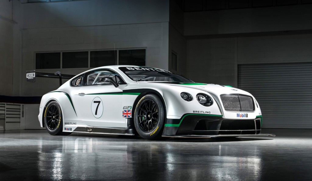 Bentley Names Driver Lineup For Its Gt3 Motorsport Comeback