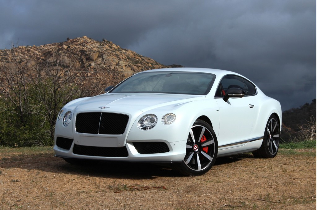 2014 bentley continental gt v8 s first drive california february 2014