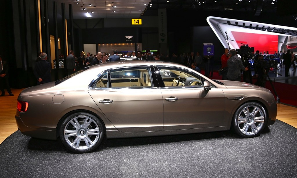 2014 bentley flying spur live from geneva gallery. Cars Review. Best American Auto & Cars Review