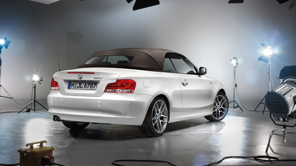 bmw announces limited edition 1 series confirms detroit lineup. Black Bedroom Furniture Sets. Home Design Ideas