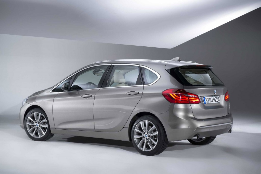 2014 bmw 2 series active tourer geneva motor show live. Black Bedroom Furniture Sets. Home Design Ideas