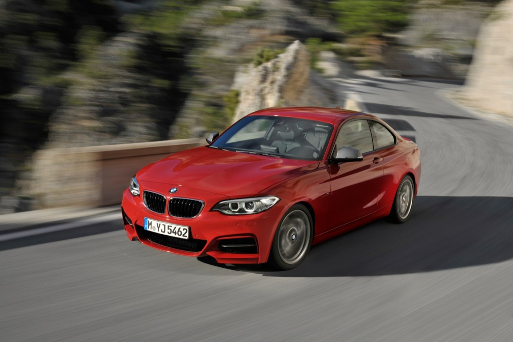 2014 bmw 2 series coupe official details pricing pictures. Black Bedroom Furniture Sets. Home Design Ideas