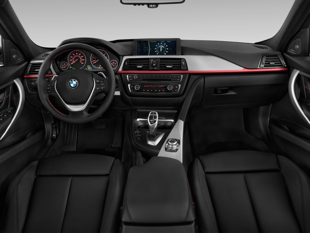 Image 2014 Bmw 3 Series 4 Door Sedan 335i Rwd Dashboard Size 1024 X 768 Type Gif Posted On