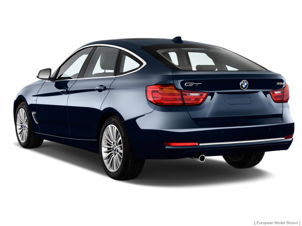 2014 Bmw 3 Series Gran Turismo Pictures Photos Gallery Green Car Reports