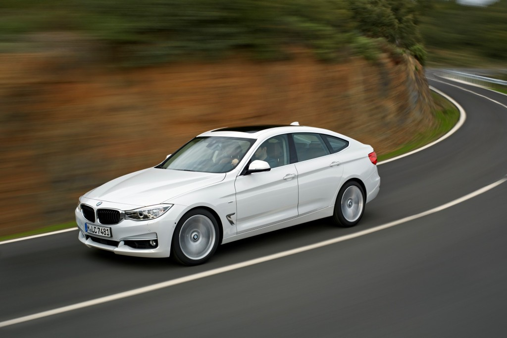 bmw 3 series gt shows off its style in new video. Black Bedroom Furniture Sets. Home Design Ideas
