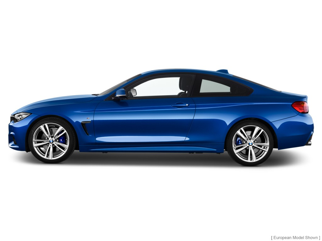 image 2014 bmw 4 series 2 door coupe 428i rwd side. Black Bedroom Furniture Sets. Home Design Ideas