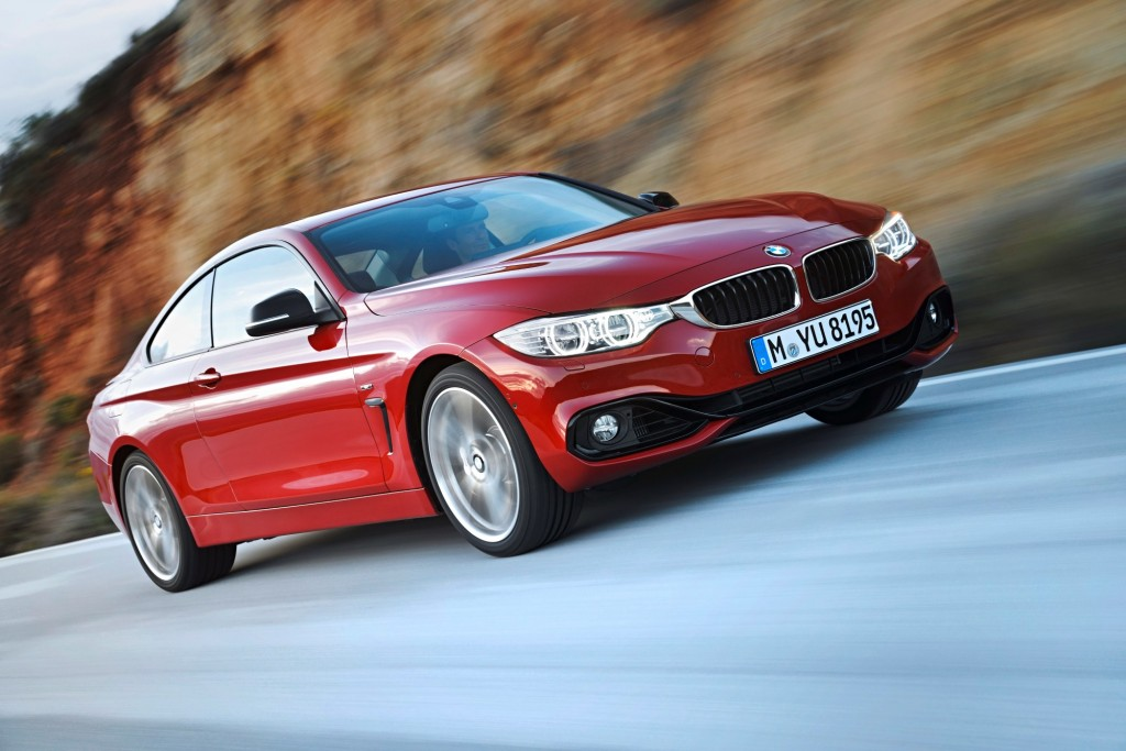 2014 bmw 4 series coupe. Cars Review. Best American Auto & Cars Review