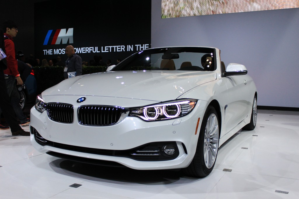 2014 Bmw 4 Series Convertible 49 675 Gets You 3 1 In The