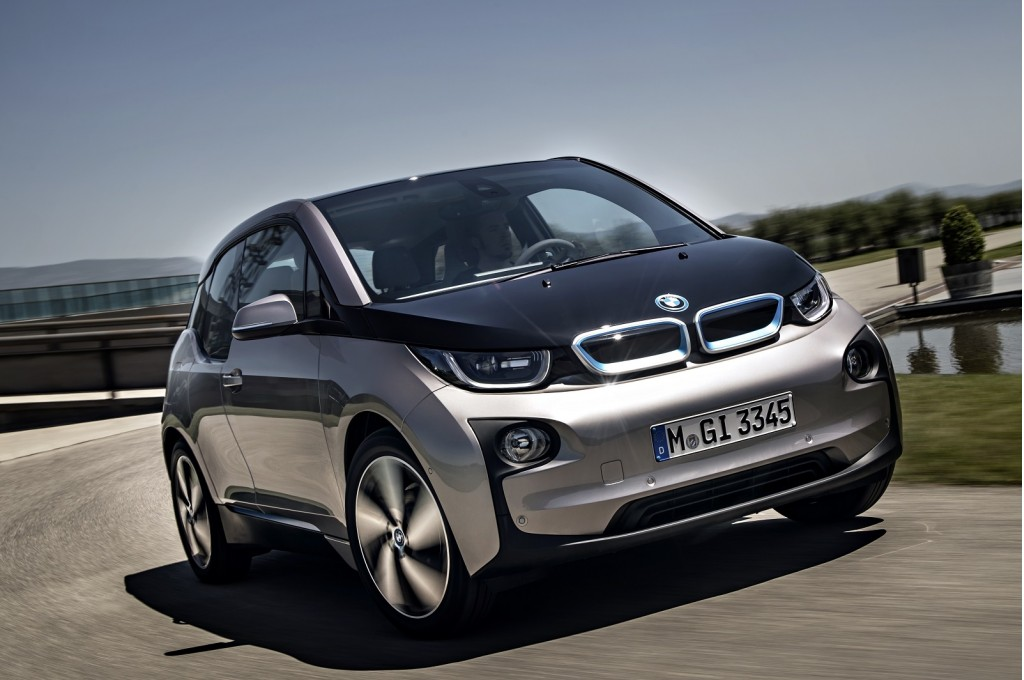 2014 bmw i3 range extender heavier less electric range less performance. Black Bedroom Furniture Sets. Home Design Ideas