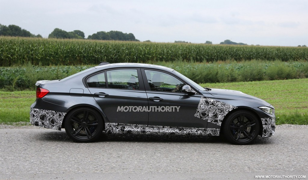 2014 bmw m3 spy shots. Black Bedroom Furniture Sets. Home Design Ideas