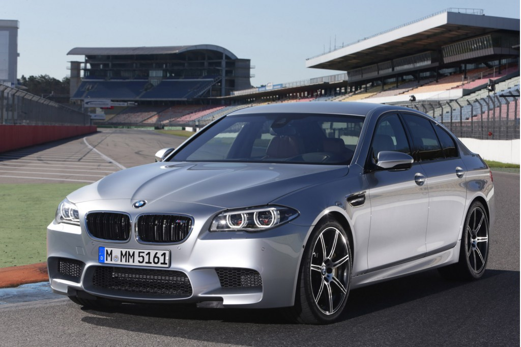 2014 BMW M5 Debuts, Now Offers 575-Hp Competition Package