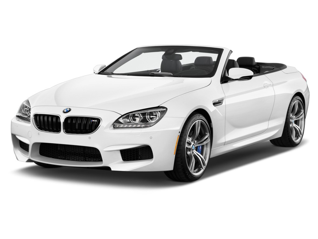 2014 bmw m6 2 door convertible angular front exterior view. Cars Review. Best American Auto & Cars Review