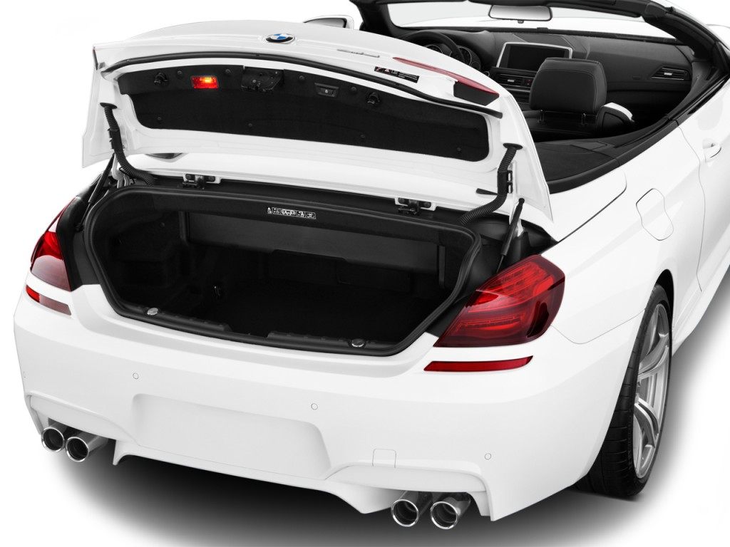 2014 bmw m6 2 door convertible trunk. Cars Review. Best American Auto & Cars Review