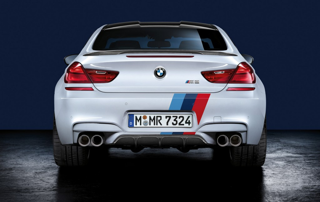 bmw launches new m performance parts for the m5 and m6. Black Bedroom Furniture Sets. Home Design Ideas