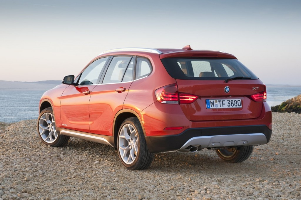 2014 Bmw X1 Pictures Photos Gallery Motorauthority
