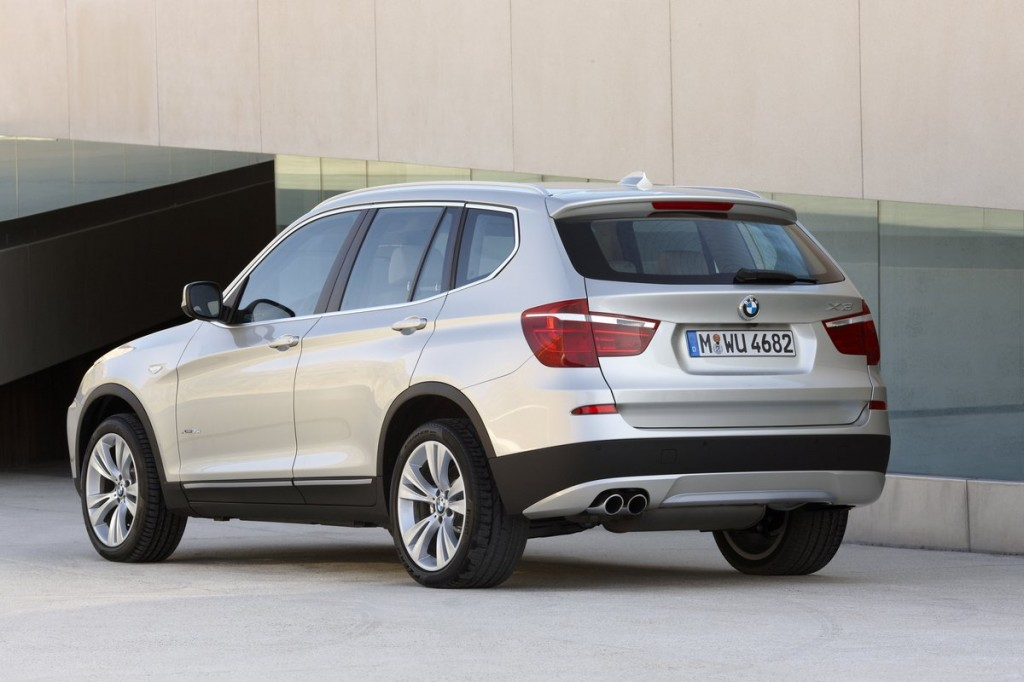 2014 Bmw X3 Pictures Photos Gallery Motorauthority