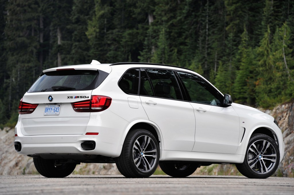 Forbidden Fruit 2014 Bmw X5 M50d