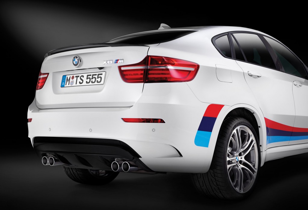 bmw x6 m design edition limited to just 100 units. Black Bedroom Furniture Sets. Home Design Ideas