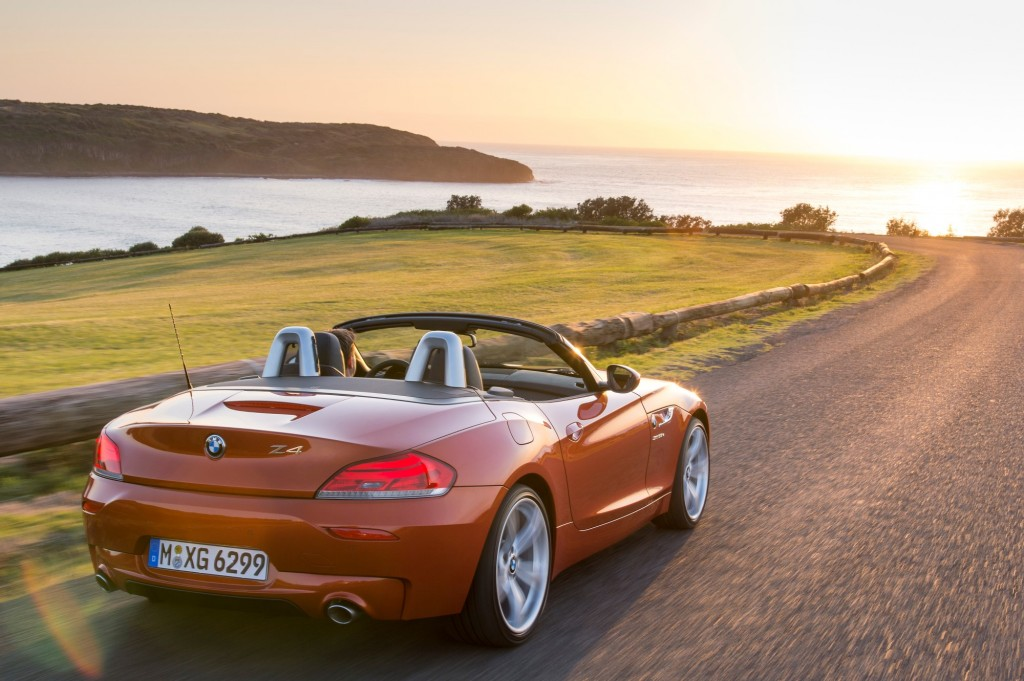 articles: 2014 BMW Z4 Preview: Fresh Looks, More ConnectedDrive