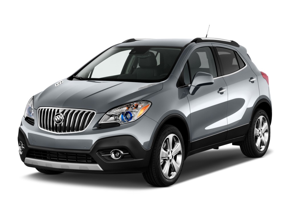 2014 Buick Encore Review Ratings Specs Prices And
