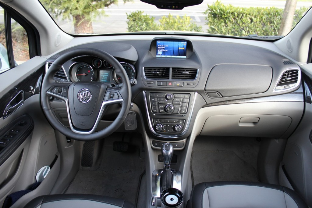 2013 Buick Encore Convenience Awd Male Models Picture