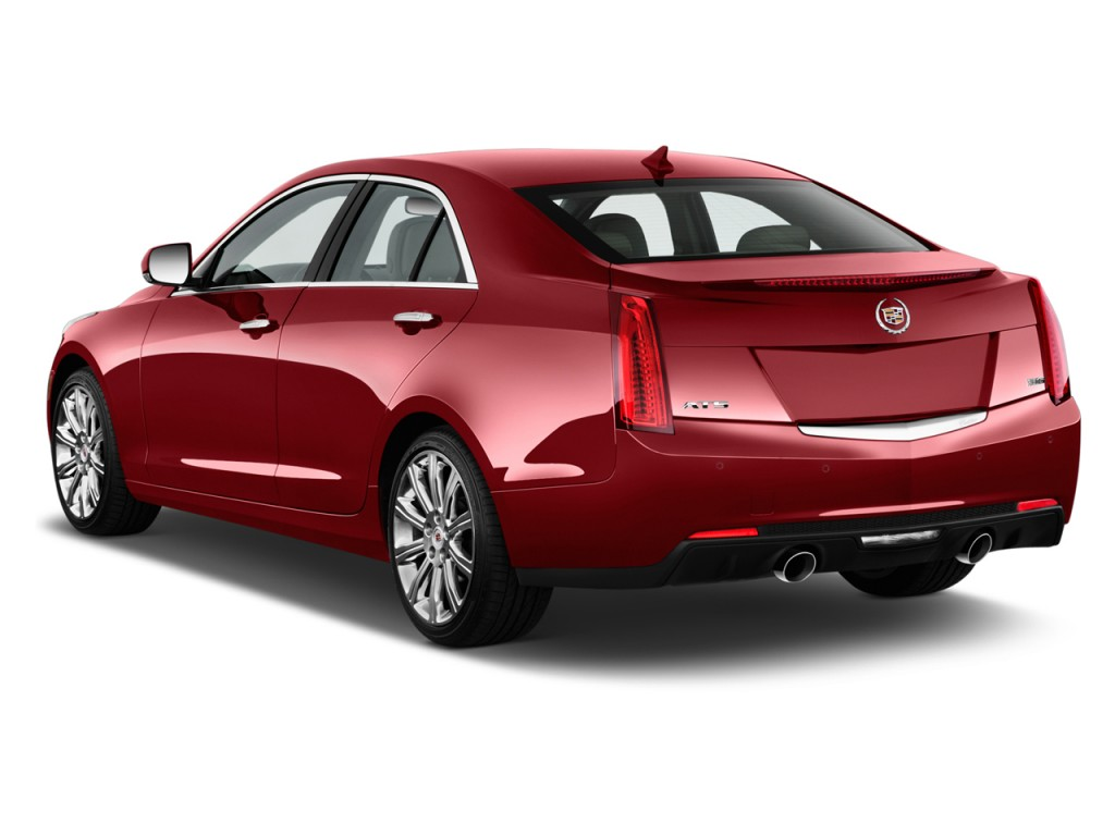 2014 cadillac ats pictures photos gallery green car reports. Black Bedroom Furniture Sets. Home Design Ideas